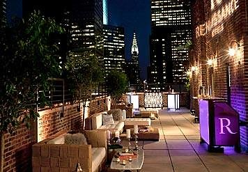 Hotels Near Times Square With Rooftop Bar