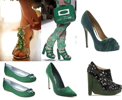 Emerald City: How To Start Wearing Pantone's 2013 Color Of ...