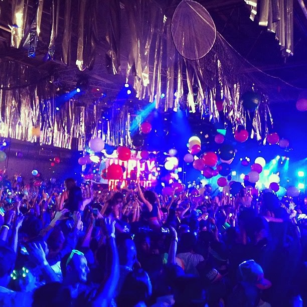 Pier 94 New Years Eve