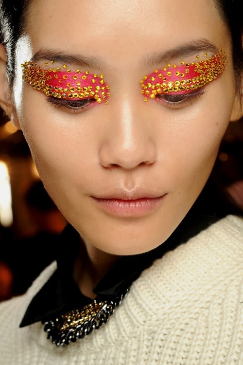 Recreate These Top Spring/Summer 2013 Makeup Trends