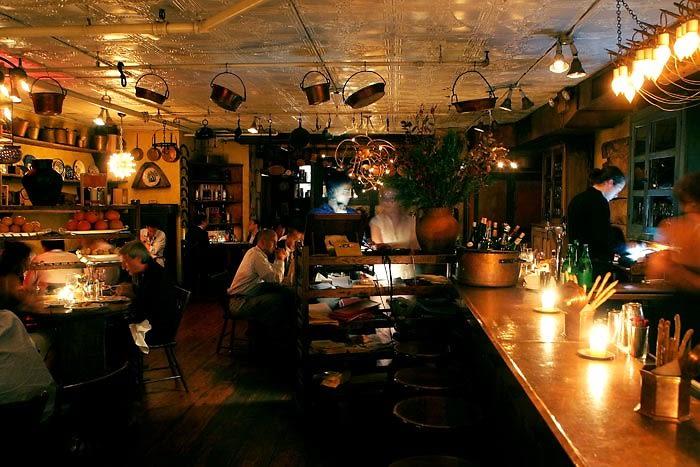 New york dating restaurant