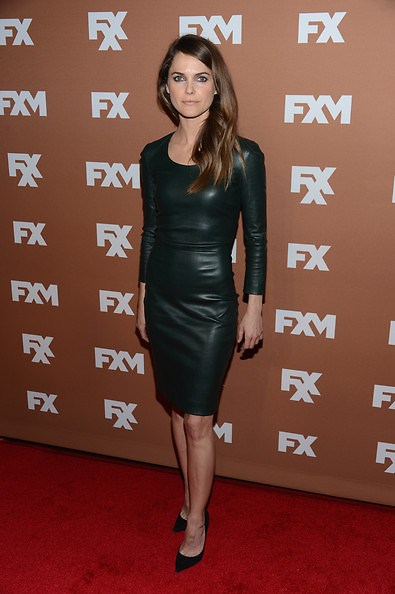 Consider, keri russell leather you