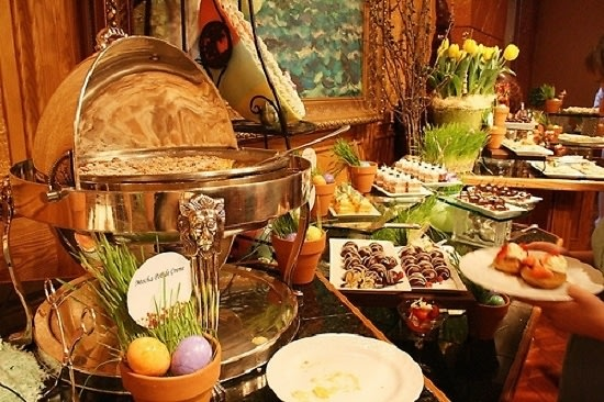 Restaurants Serving Easter Dinner Photo Album - The Miracle of Easter