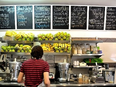 L.A.'s 10 Best Juice Bars To Get You Ready For Spring