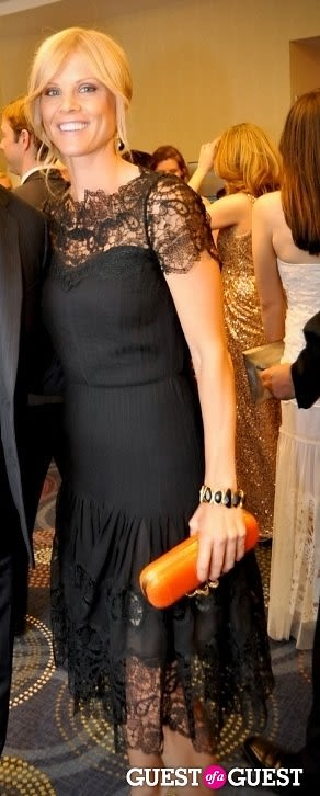 elin nordegren spotted at the white house correspondents u0026 39  association dinner  and parties