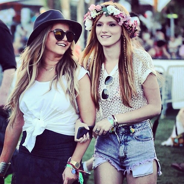 Six Splashback Looks We Love: 12 Looks We Love From Coachella 2013