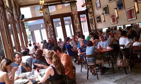 10 Outdoor Boozy Brunch Spots To Try In NYC