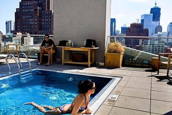 6 Nyc Rooftop Pools To Beat The Heat
