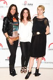 Jennifer Ford, Anne Desmond, Courtney McDowell