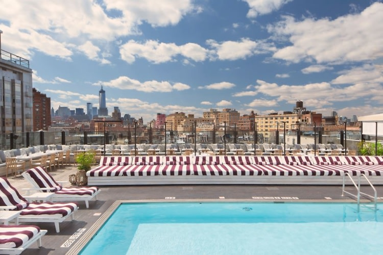 SoHo House NYC Rooftop