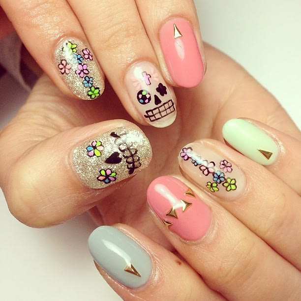 Get Your Mani On At These Top 5 L.A. Nail Art Salons