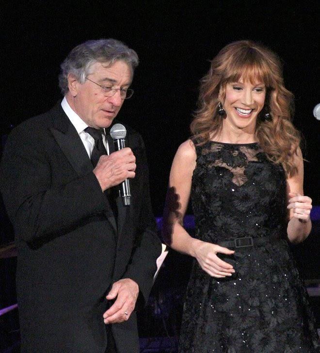 Robert De Niro, Kathy Griffin