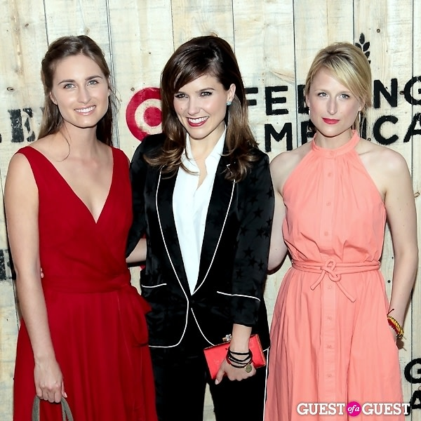 Lauren Bush Lauren, Sophia Bush, Maggie Gummer