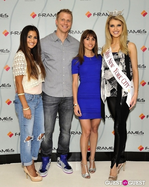 Catherine Giudici, Sean Lowe, Rachel Heller, Acacia Courtney