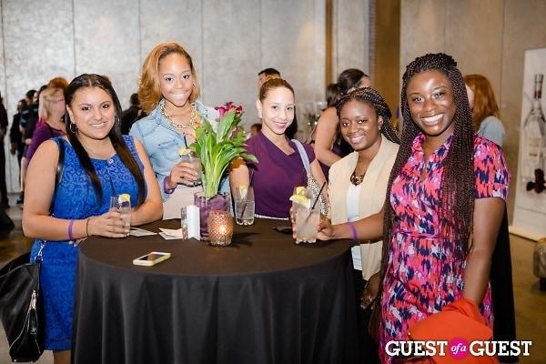 Essence Dash, Amanda DeBraux, Mary Warner, Donna Bonsu, Eunice Ntiamoah