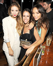 Harley Viera Newton, Paula Bezerra De Mello, Ashley Madekwe