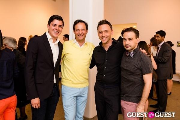 Ivan Aguirre, Ben Rodriquez Cubanas, Larry Keigwin, Leslie Sardineas
