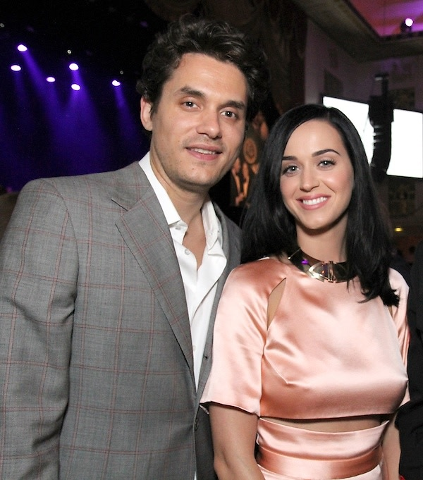 John Mayer, Katy Perry
