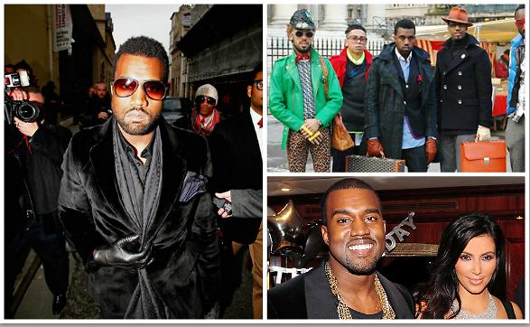 Kanye Collage