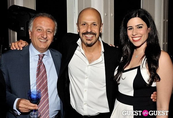 Maz Jobrani, Ashley Emrani