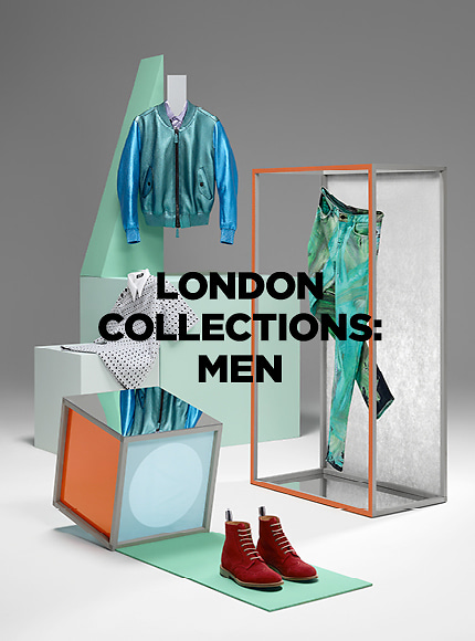 London Collection: Men