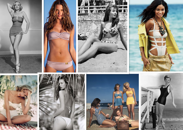 Evolution of the Bikini