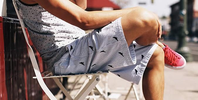 Men's Summer Street Style
