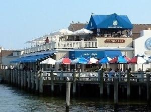 Gosman's Dock