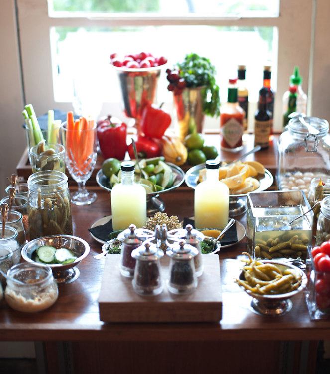 DIY Cocktail Bar