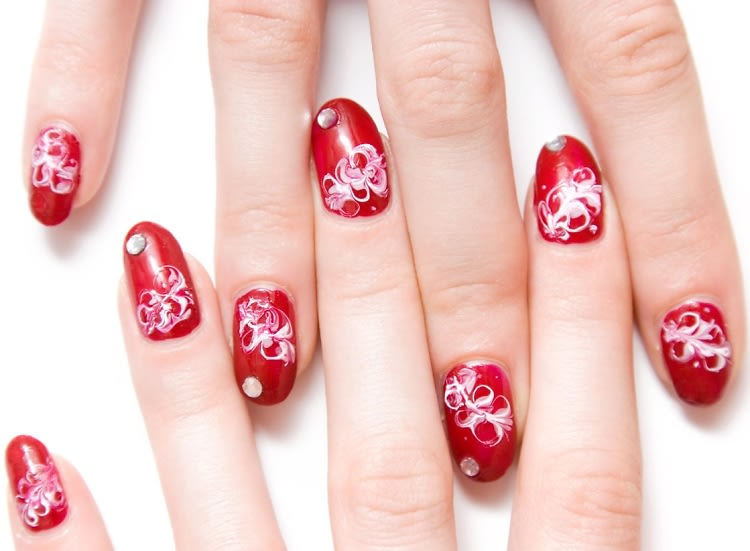 Get your mani on at these top 5 la nail art salons ki nail bar organic spa 105 japanese village plaza los angeles 90012 photos via via prinsesfo Images