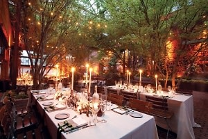 10 nyc outdoor summer spaces to host your next private event for Small wedding venues ny