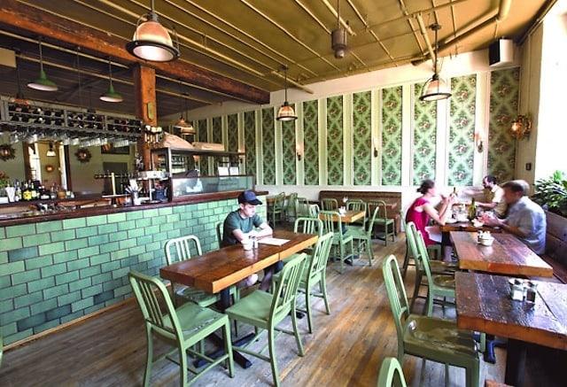 Brooklyn Tea Room Williamsburg