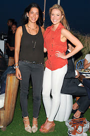 Rebecca Minkoff, Katrina Bowden