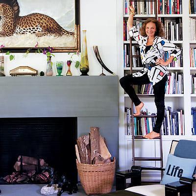 Diane Von Furstenberg's Summer Home