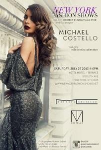 Michael Costello Fashion Show