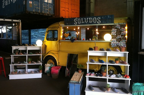 Soludos Pop-Up Shop