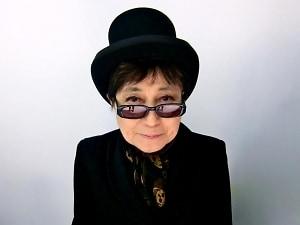 Yoko Ono's 'Acorn' Book Launch party