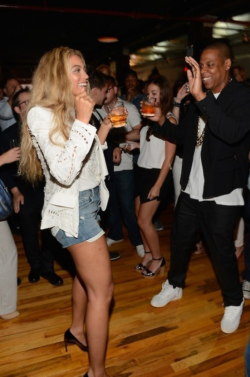 Beyonce Knowles, Jay Z