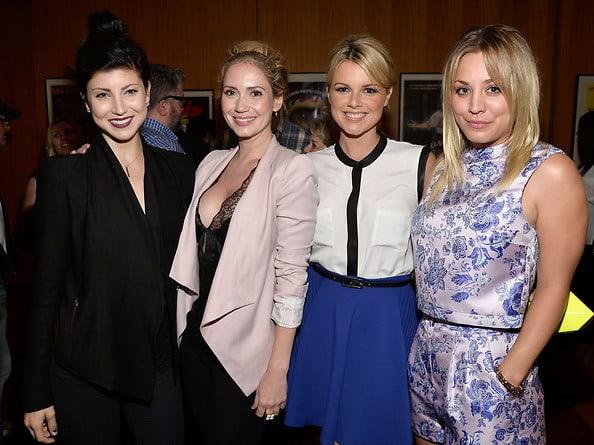 Last Night's Parties: Cate Blanchett, Peter Sarsgaard