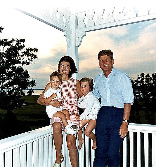 Jackie O, President Kennedy