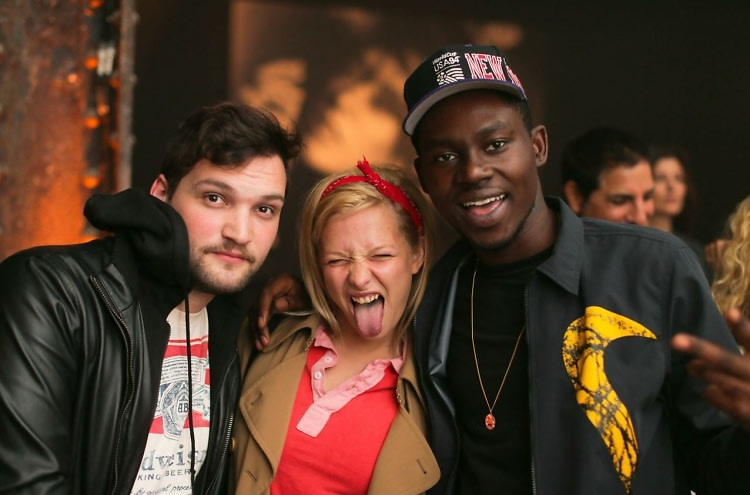 Zac Nichols, Annabelle Dexter Jones, Theophilus London