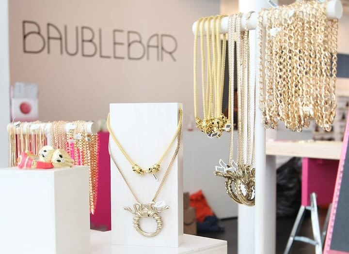 BaubleBar Pop-Up Shop