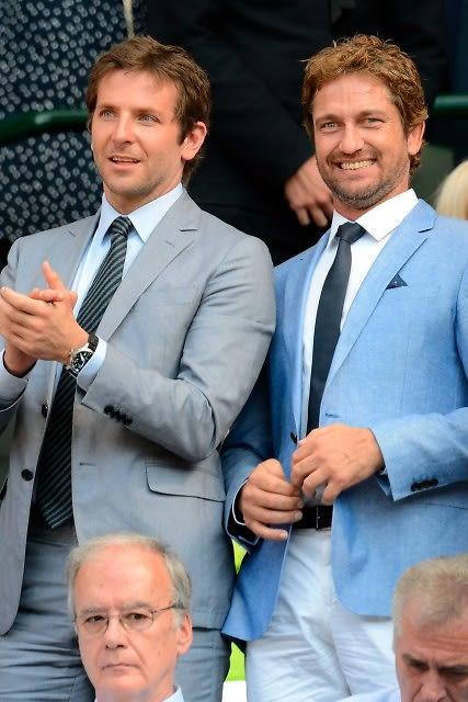 Bradley Cooper, Gerard Butler