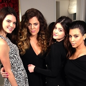 Kendall Jenner, Khloe Kardashian, Kylie Jenner, Kim Kardashian