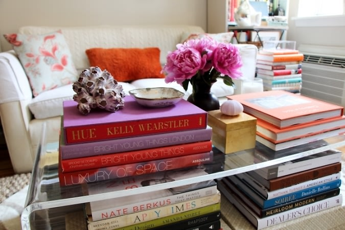 Heather Clawson's Coffee Table