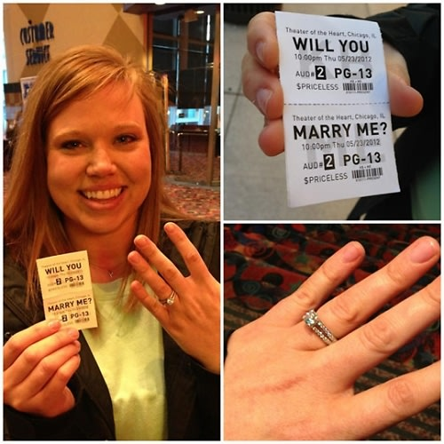 Proposal Ideas That Will Make Her Cry: 10 Creative Marriage Proposals Ideas To Inspire You