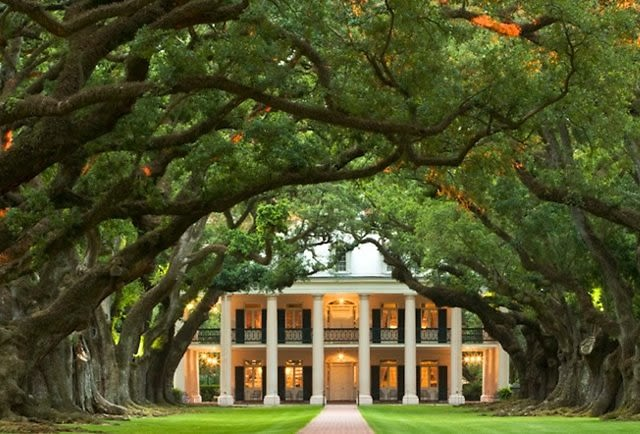 Oak Alley Plantation - Vacherie, LA