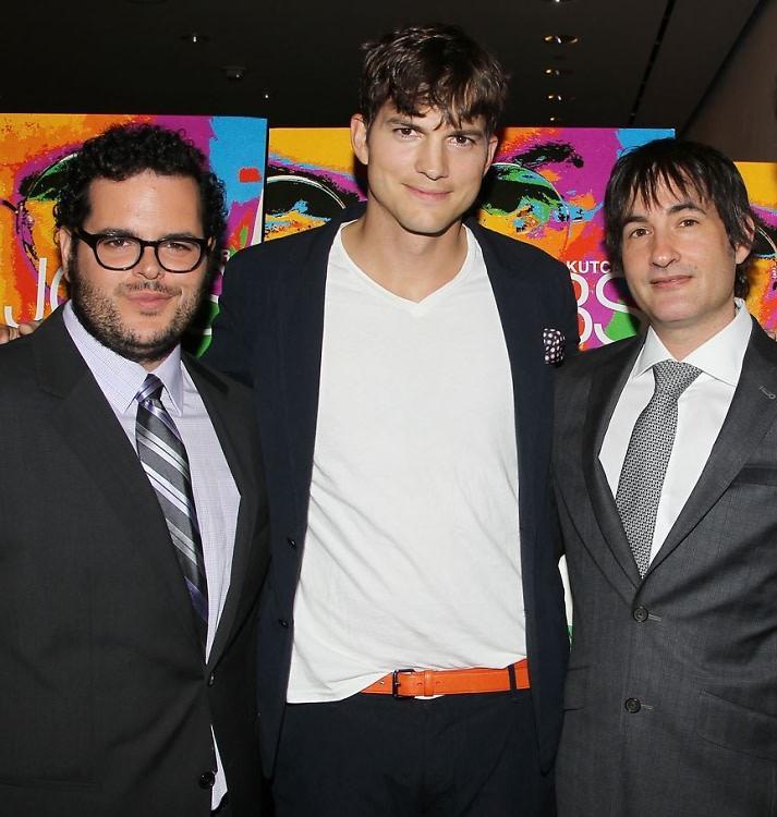 Josh Gad, Ashton Kutcher, Joshua Michael Stern
