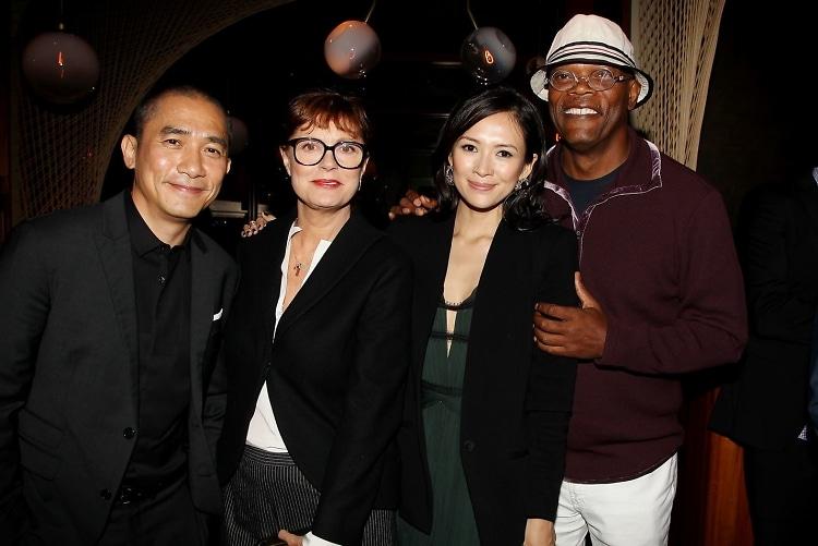 Tony Leung, Susan Sarandon, Ziyi Zhang, Samuel L. Jackson
