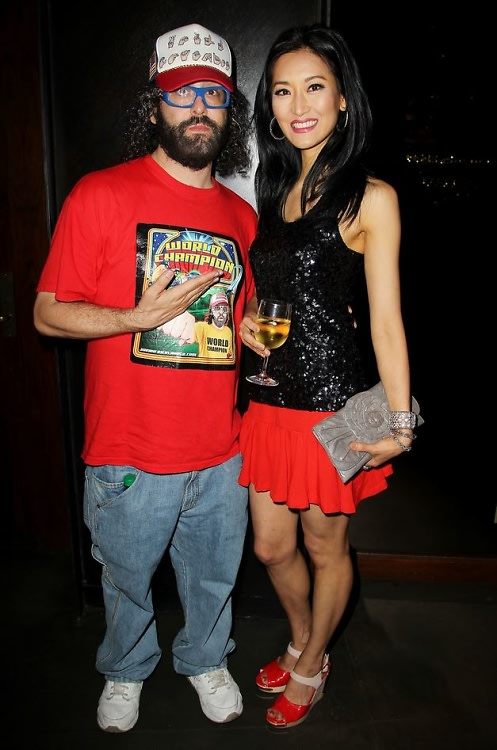 Judah Friedlander, Kelly Choi